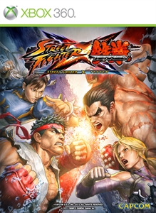 STREETFIGHTER X TEKKEN mini icon