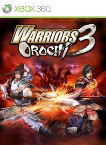 WARRIORS OROCHI 3(Eng)