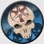 Orbital Skull