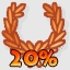 Adventure Mode 20% complete