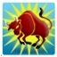 Esperta nel domare il toro