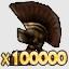 100000 Helmets found