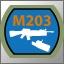 Grenadier Award (M203)