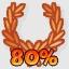 Adventure Mode 80% complete