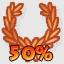 Adventure Mode 50% complete
