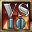 10 online matches