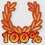 Adventure Mode 100% complete