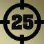 25 Massacred