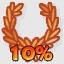 Adventure Mode 10% complete
