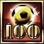 100 online matches won