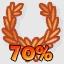 Adventure Mode 70% complete