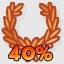 Adventure Mode 40% complete