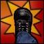 Duke's Mighty Foot