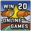 Win 20 Online Games