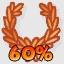 Adventure Mode 60% complete