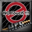 """Call me """"No Touch!"""""""