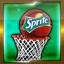 Sprite Slam Dunk Trophy