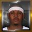 Carmelo Anthony Trophy